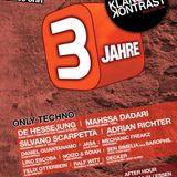 Mechanic Freakz @ 3 Jahre Klang Kontrast (Mikroport) 2.10.2014