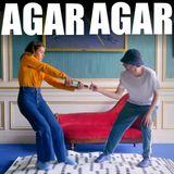 AGAR AGAR - Interview pour Radio FMR