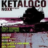 Kevin Jee @ Ketaloco, Noxx 06-02-2009