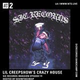 Lil Creep Shows Crazy House - 2nd October 2019