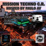 Mission Techno C.R. with Fr@u Hellmann