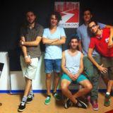 Collettivo HMCF@Radio Città del Capo - 16.8.2013
