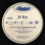 DJ Riz - Live From Brooklyn Volume 1 & 2