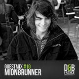 Guest Mix DnbFrance #10 - Midn8Runner