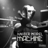 MACHINE 25 ::  Xavier Morel mx22