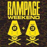 Camo & Krooked ft MC Daxta - RAMPAGE 2018 Live Antwerp Belgium - Day 1 (02.03.2018)