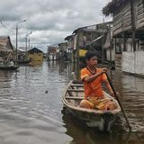 HOME Self-Sustainable Amazonian Cities: settlement relocation at the crossroads