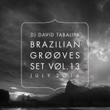 Brazilian Grooves Set Vol. 13 - July 2016