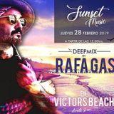 VICTOR BEACH MARBELLA - DeepMix Recording - February 2.019