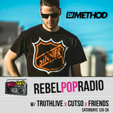 Rebel Pop Radio w/ TRUTHLiVE & Cutso + DJ Method | Ep 079 | 10.22.16