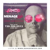 The Joman Show on KUHS - Menage Life with Sante Suffoletta