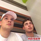 Barna Bujtor & Aron Kiss - MegaFitness event (Budapest, Hungary, 2015)