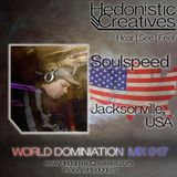 Soulspeed - Hedonistic Creatives Mix 017