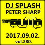 Dj Splash (Peter Sharp) - Pump WEEKEND 2017.09.02.