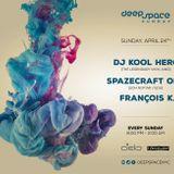 Deep Spaze Exclusive mMix for April 24th 2016 w Kool Herc Francois K
