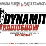 DYNAMITE radio show ospiti || QUADRARO MASSIVE & BLOODY BABYLON || WWW.DELIRADIO.IT