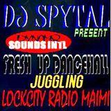 DJ SPYTAL FRESH UP DANCEHALL LOCKCITY RADIO MIAMI