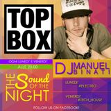 DJ SET MANUEL BINATI ELECTRO HOUSE 2016 THE SOUND OF THE NIGHT