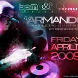 DJ Armando's Addiction Live Sept24 2007 #BPM THROWBACK!