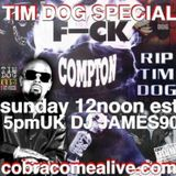 Tim Dog on Comealive, wurd up collins jibs n kenny