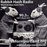 Rabbit Hash Radio : KFFP-LP 90.3FM Episode #17 01/24/17