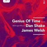 Ape-x presents- Genius Of Time, Dan Shake and James Welsh (Majon's Promo Mix)