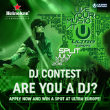 Ultra Dj Contest 2016
