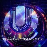 DJ dice-Key's EDM Mix Vol. 22