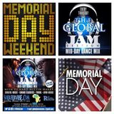 Global Jam Mid-Day Mix-PART 1- MEMORIAL DAY WEEKEND 2015 DANCE MIX-5-21-15