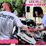 "Lex tc's ""Poolside Mash up"" set from LAUNCH Le Petit fete weekender in south of france 2015 /non dnb"