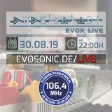 Dudelsaladt LIVE @ Evosonic Radio Berlin 2019-08-30