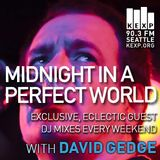 KEXP Presents Midnight In A Perfect World with David Gedge
