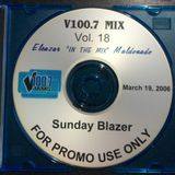 SUNDAY BLAZA MIX #18 (2006)