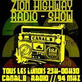 Zion Highway / Canal.B /i&i riddim / Jam & joy /  Tr3lig Selecta /