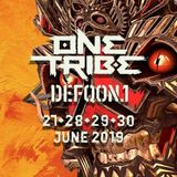 Dr. Peacock @BLACK - Defqon.1 festival 2019 - Friday - The Gathering