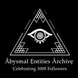 Jah Bass - 100% Vinyl Åbysmal Ẹntities 1000 Follower Mix Series