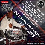 Daryl Hothouse Presents The Journey Live On HBRS 18 - 01 - 18