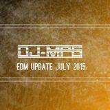 DJ-MPG - EDM Update July 2015