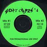 Bobby D - Edit Crazy #4 (1992)