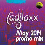 Cadilaxx - TECHNO - May2014 Promo Mix
