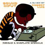 Sound Input - A Reggae & Dubplate Specials DJ Mix by Robert Luis