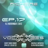 Richiere - Vocal Vibes 17 (Vocal Trance)