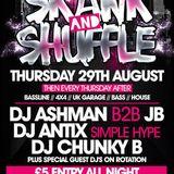 Skank & Shuffle Promo (Oldskool Bassline & 4x4)