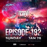MARTIN SOUNDRIVER presents TRANCE MY LIFE RADIOSHOW EPISODE 182