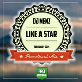 DJ NenZ - Like A Star (Promotional Mix  February 2015)