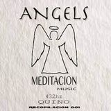 ANGELS 001 - 432 HZ MEDITACION MUSIC
