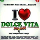 I LOVE DOLCE VITA MEGAMIX BY  TONY POSTIGO & JAVI VILLEGAS