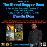 Cee Bee Global Reggae Show 166 04-10-2019