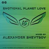 Alexander Shevtsov - Emotional Planet Love (28.08.2019) [Podcast]