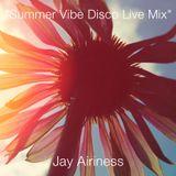 Summer Vibe Disco Live Mix